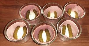 Aspics aux oeufs jambon cornichon 4
