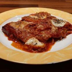 Gratin aubergines parmesan mozzarella 13 scaled