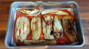 Gratin aubergines parmesan mozzarella 8 scaled