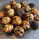 Recette muffins moelleux à la banane et pépites de chocolat