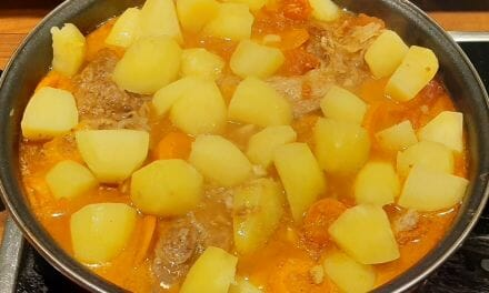Recette Osso bucco de veau traditionnel à la Milanaise