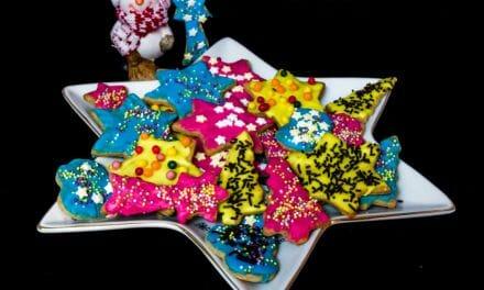 Recette Bredele Alsacien de Noël. Une recette de grand mère de petits biscuits