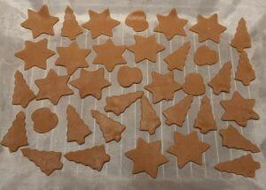 Biscuit de Noel Bredele 8