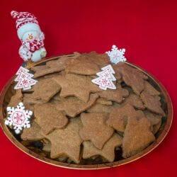 Biscuit deNoel au cacao 9 scaled
