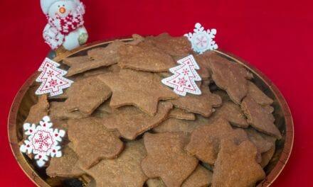 Recette des Petits biscuits de Noël au cacao originale