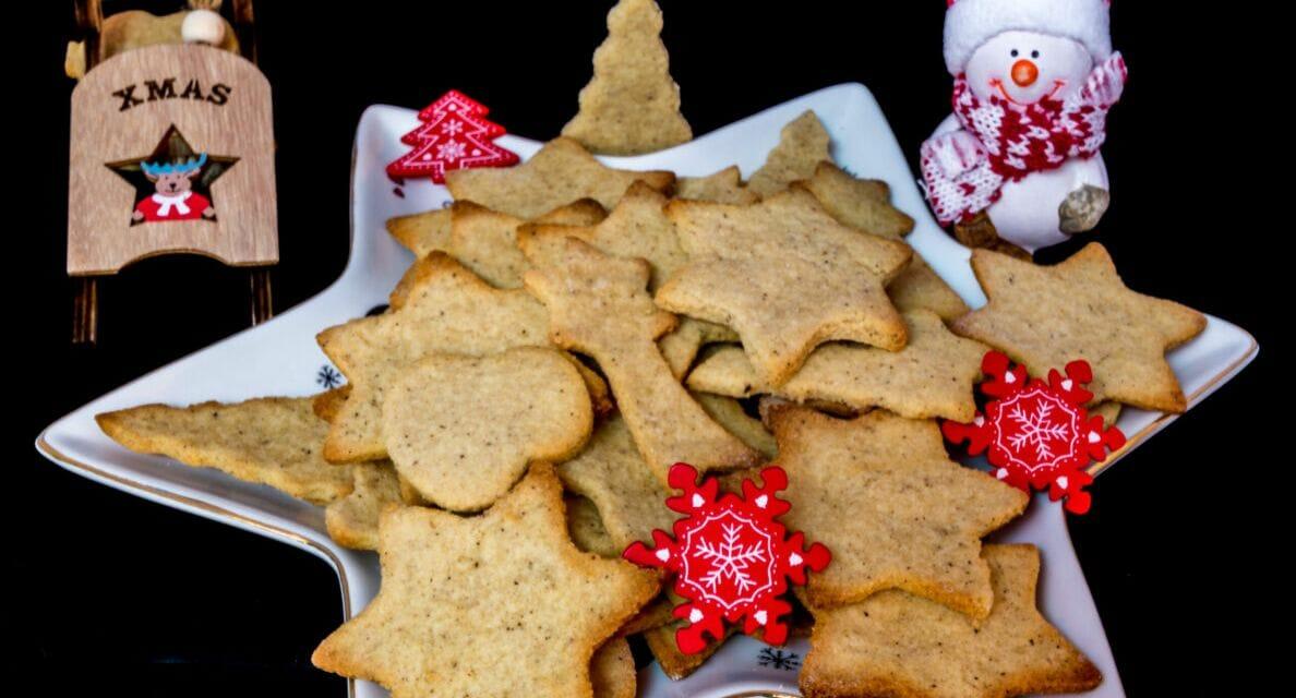 Recette des biscuits de Noël au miel et 4 épices