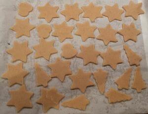 Biscuits de Noel au miel et 4 epices 8