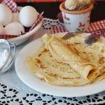 Recettes de pâte à crêpes pour la Chandeleur