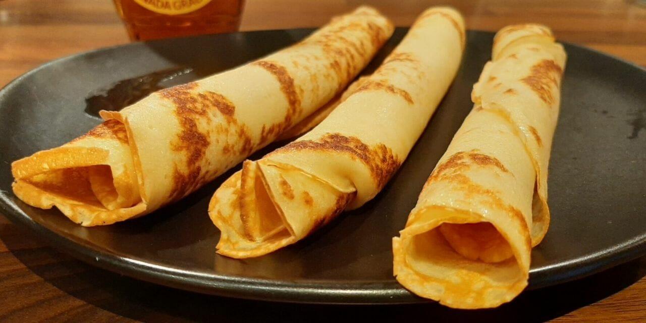Recette de la Pâte à crêpes simple