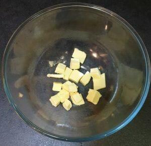 Crumble pommepoire aux pepites de chocolat 7