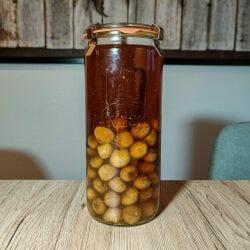 Rhum arrangé Noix de macadamia et Vanille
