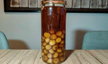 Recette du Rhum arrangé Noix de macadamia et Vanille