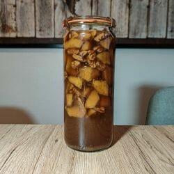 Rhum arrangé Pomme et noix de pécan