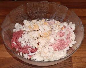 Boulettes de viande aux câpres (Königsberger Klopse)