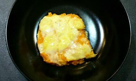 Recette d'un Gratin de carottes et patate douce