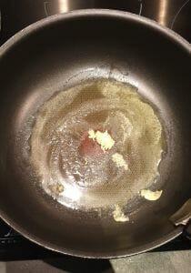 Risotto aux 3 champignons et saumon fumé