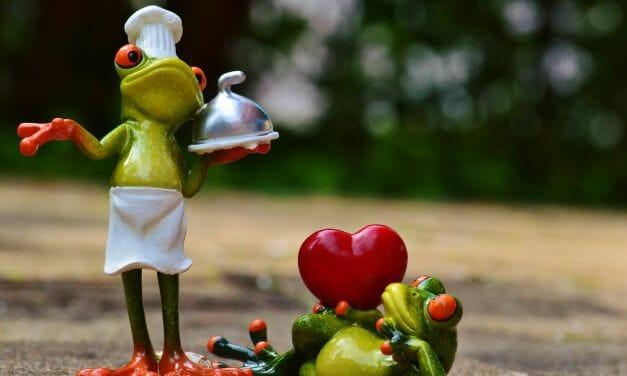 Concours de cuisine Saint Valentin 2021