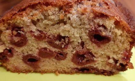 Recette du Cake aux griottes