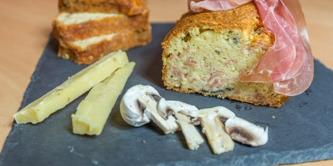 Recette du Cake Auvergnat