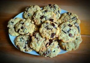 Cookies façon Cyril Lignac