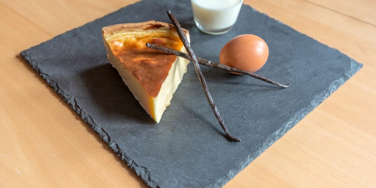 Recette du Flan pâtissier maison (tarte au flan)