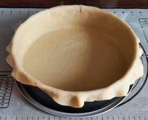 Flan pâtissier maison