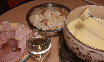 Recette d'une Fondue Savoyarde aux 4 fromages