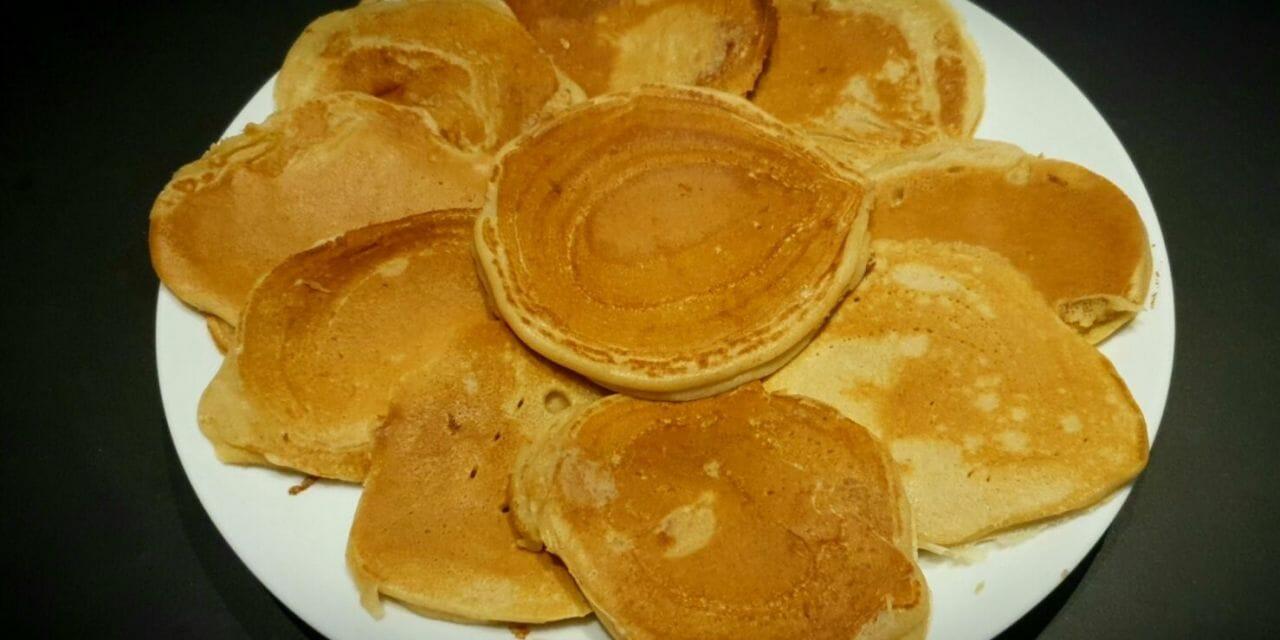 Recette de Pancakes maison