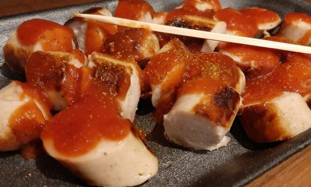 Recette Currywurst (Saucisses blanches sauce curry)