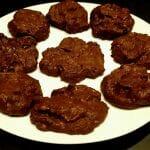"""Recette de Cookies """"brownie"""""""