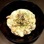 Recette de Gnocchis sauce aux champignons
