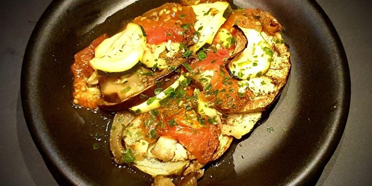 Recette de Tian de légumes provencal au four
