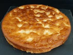 Gâteau aux pomme extra moelleux et ultra rapide
