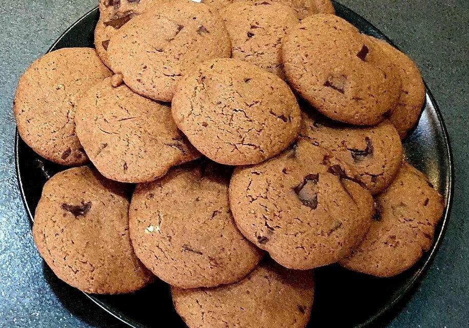 Recette de Cookies Nesquik et pépites de chocolat
