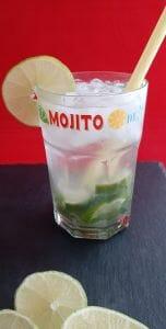 Mojito cubain maison