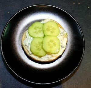 Bagel thon en rillettes