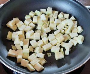 Muffins pommes de terre courgettes jambon