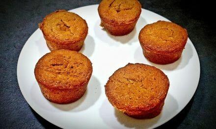 Muffins spéculoos maison. Une recette Américaine gourmande et originale