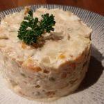 Salade Russe ou ensalada rusa. Une recette Espagnole parfaite en tapas