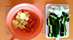 Tajine de légumes